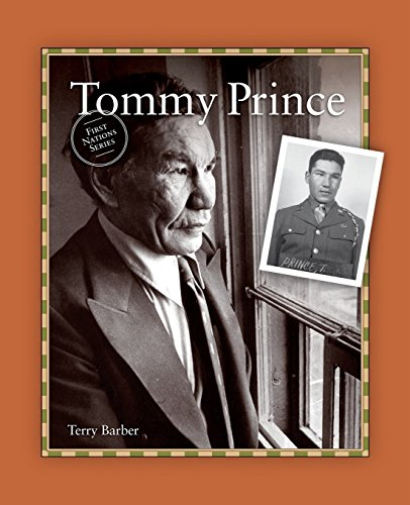 Barber Terry-Tommy Prince (US IMPORT) BOOK NEW