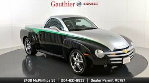 2003 Chevrolet SSR Hardtop Convertible, 5300 V8 With Super Charger, Straight Dual Exhaust and Stainless Steel Header!!