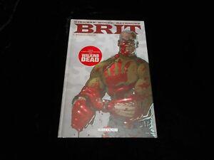 Kirkman-Moore-Rathburn-Brit-1-Baroudeur-Delcourt-DL-09-2011-1-Edition
