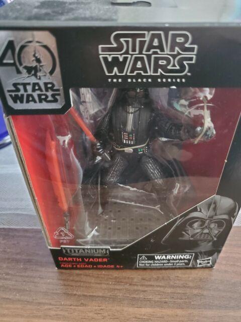 Hasbro Star Wars: Darth Vader Black Series 40th Anniversary Collection 6 inch L…