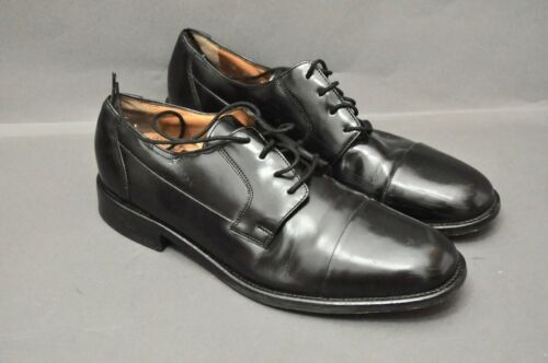 flessibile Classic Bostonian Oxford Black puntale Leather Shoes Primo HqPwZHz