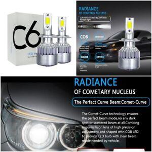 2pcs c6 car headlight bulbs h1 h3 h7 h11 9005 9006 880 led carimage is loading 2pcs c6 car headlight bulbs h1 h3 h7