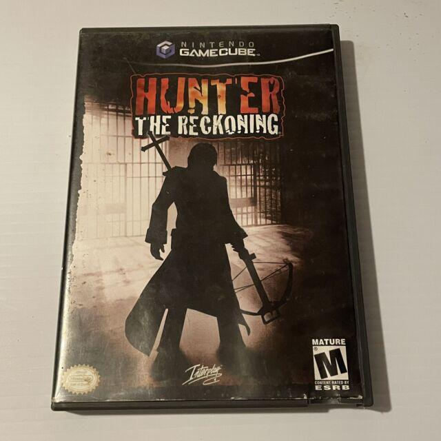Hunter: The Reckoning (Nintendo GameCube, 2002) Complete