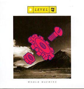 NEW-CD-Album-Level-42-World-Machine-Mini-LP-Card-Case-CD