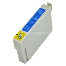 1 Tintenpatrone Druckerpatrone kompatibel zu EPSON T0712 XL CYAN BLAU mit Chip