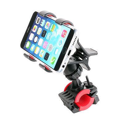 "Fahrrad Handy Halterung für Apple iPhone 6 (4,7"") Halter Motorrad Rad"