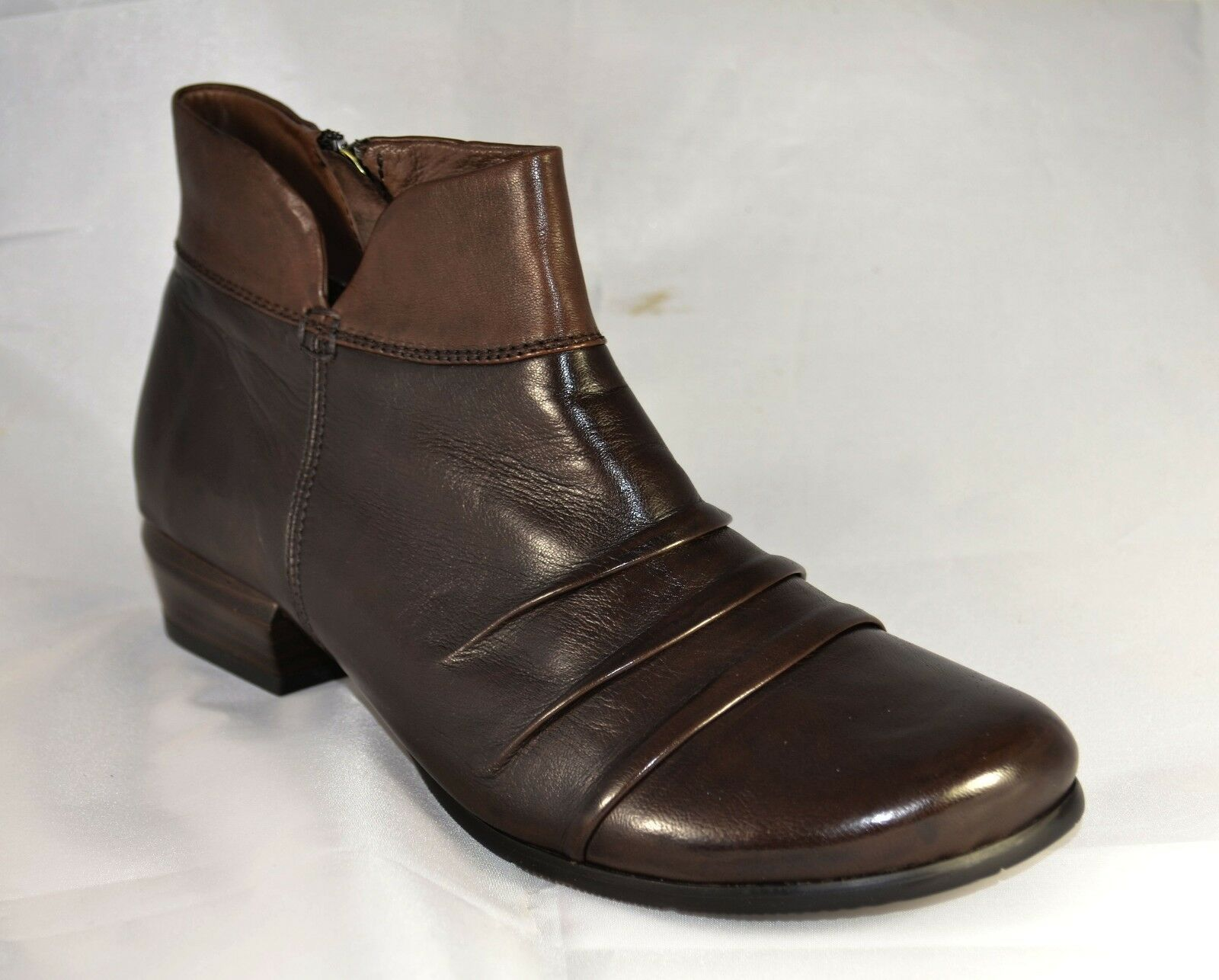 Zapatos señora zapatos piazza señora botines marrón tamaño 37 (PE 1574)