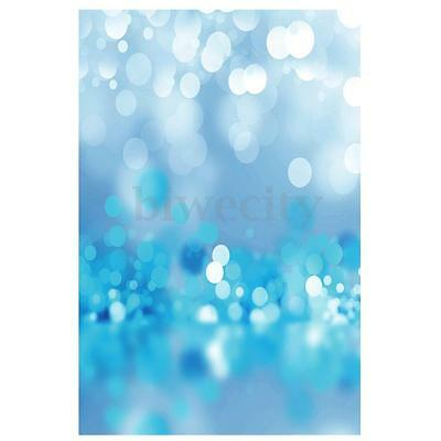 3x5FT Fantasy Theme Blue Bubble Studio Backdrop Photography Photo Background