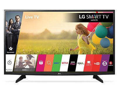 """LG TV LED 49"""" Full HD, Panel IPS, 450 HZ PMI, SmartTV (webOS 3.0) Serie 49LH590V"""