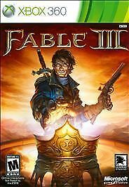 1 of 1 - Fable III (Microsoft Xbox 360, 2010)