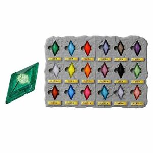 Pokemon Z Crystal collection Board   1 pcs crystal set w//Tracking