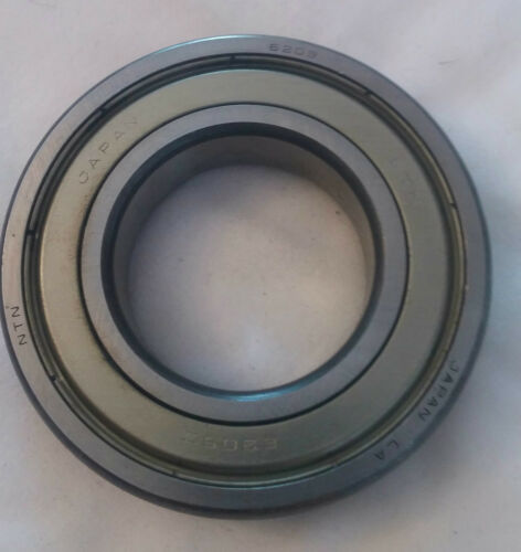6209-ZZ NTN Single Row Double Shield Bearing
