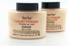 Ben Nye LUXURY BANANA POWDER POUDER de LUXE 1.5 oz/42 gm *TOP SELLER*