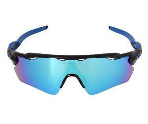 50538b3e8b9 Oakley Sunglasses RADAR EV PATH OO9208-20 Black Blue Sapphire Iridium