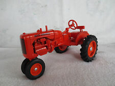 SCALE MODELS 1/16 ALLIS CHALMERS MODEL C FARM TOY TRACTOR VINTAGE RARE!!!