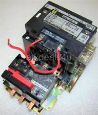 Square D 8536 Sd0 1 Nema Size 2 200 Vac 10 Hp 600 Vac Max Motor Starter