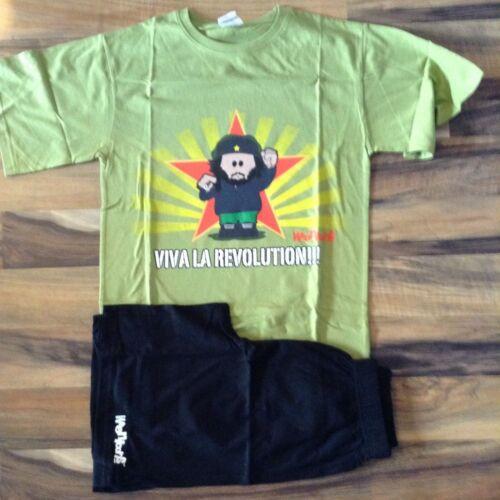 Men/'s Official Weenicons Che Guevara viva la revolution!! Shorty Pyjamas
