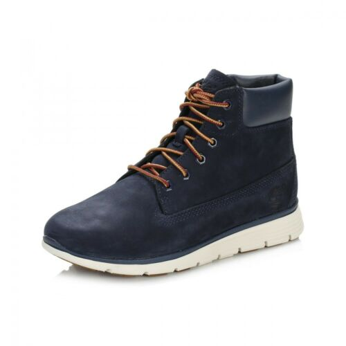 Timberland Boy/'s Killington Navy Blue Iris Boots