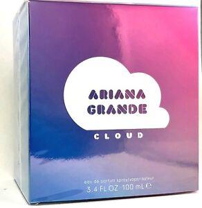 Ariana Grande Cloud Eau De Parfum Spray 34oz100ml New Release In