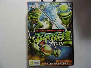 Turtles-The-Hyperstone-Heist-Teenage-Sega-Genesis-Mega-Drive