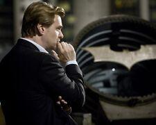 Nolan, Christopher [The Dark Knight] (35962) 8x10 Photo
