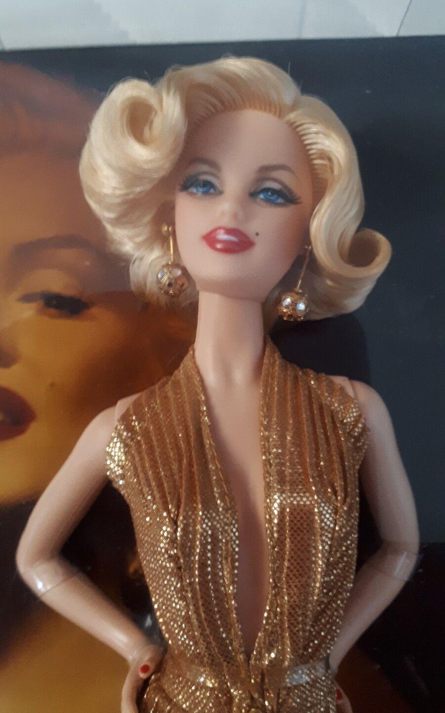 Barbie   Marilyn Monroe Blonde Ambition no silkstone NRFB superestrella  Miglior prezzo