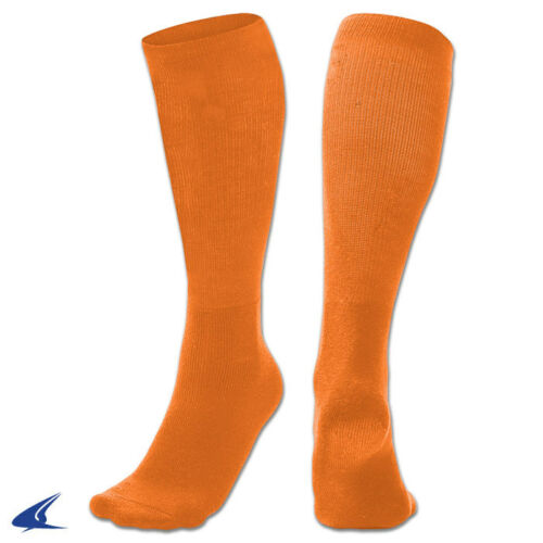 NEW Champro Sports Multisport Socks for all Sports Orange Unisex Adult Child