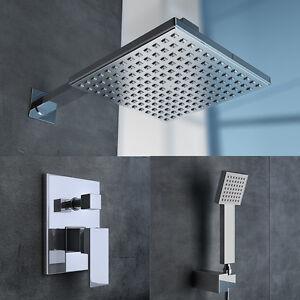 duschset unterputz dusche komplett duschkopf rmtur brause. Black Bedroom Furniture Sets. Home Design Ideas