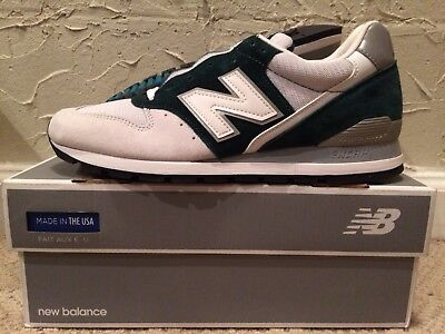 New Balance M996CEPA Heritage Green Light Grey Mens Size 9.5 DS NEW! USA Made! 889516802977 | eBay