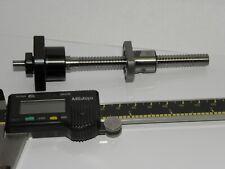 Thk Precision Ground Ball Screw Bnk0802 With Thk Fx6 End Bearing Kit