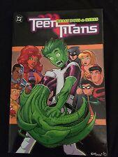TEEN TITANS Vol. 3: BEAST BOYS & GIRLS Trade Paperback