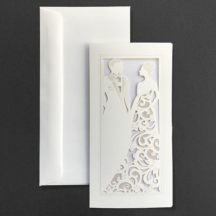 Einladungskarten Hochzeit 1408 mit Umschlag | Spezielle Spezielle Spezielle Funktion  a72c37