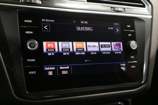 VW Tiguan 1,4 TSi 150 Highline DSG 4M - billede 5