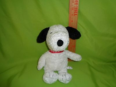 Peanuts Snoopy my first BABY RATTLE TOY plush stuffed animal toy doll
