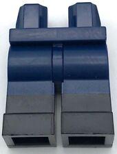 LEGO New Medium Blue Minifigure Legs with Blue Hooves Pattern
