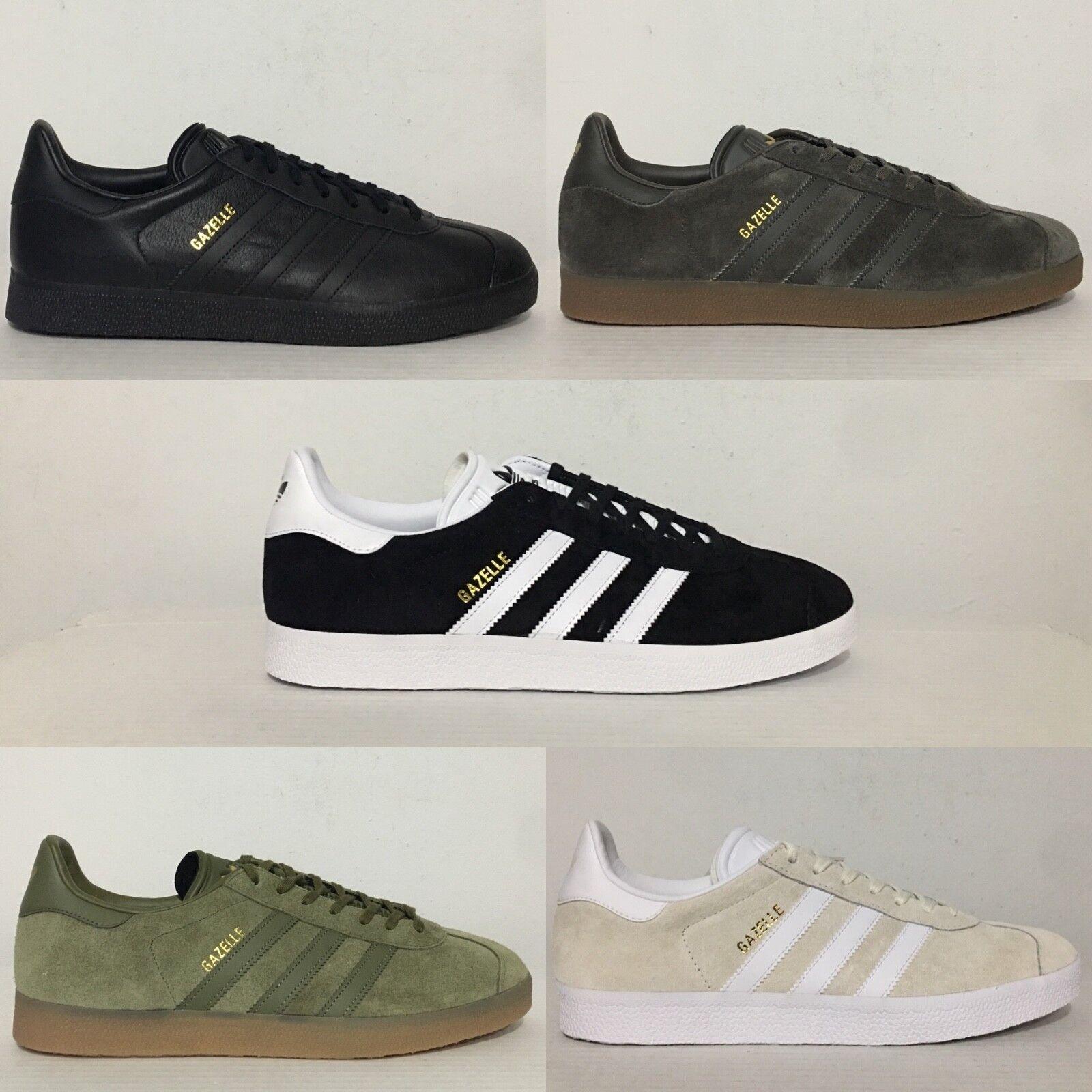 Adidas Original Gazellen Klassische Retro Turnschuhe