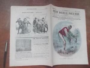 PETIT-JOURNAL-POUR-RIRE-529-1866-SUR-LE-TURF-Grevin-PROVINCE-LORETTES-MILITAIR