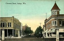 A Shaded View of Clermont Street, Antigo WI