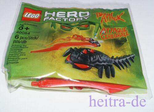 LEGO Hero Factory x4 40084 Brain Attack NEUWARE Originalverpackt