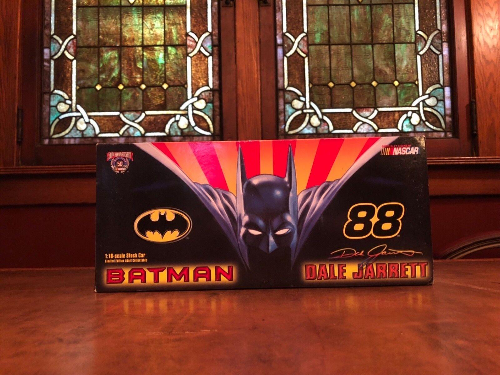 Dale Jarrett Batman 1 18 NASCAR Action Diecast Ford Taurus