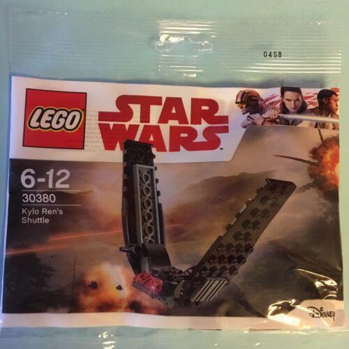 LEGO Star Wars 30380 kylo Ren's Shuttle Polybag SIGILLATO Nuovo di zecca/