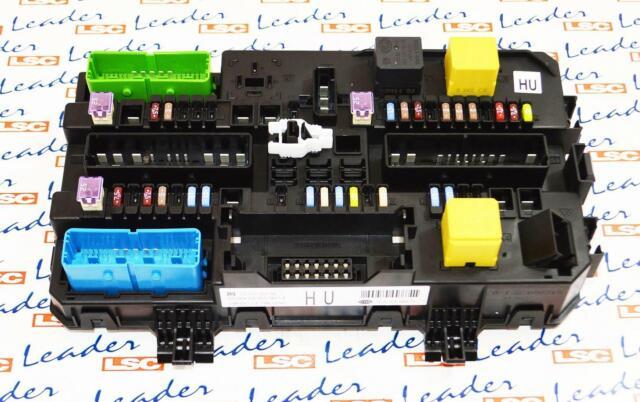 GENUINE Vauxhall ASTRA ZAFIRA REAR FUSE BOX / BODY CONTROL MODULE - NEW 93188419