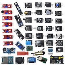 Geekcreit 45 In 1 Sensor Module Board Starter Kits For Arduino Uno R3 Mega 2560