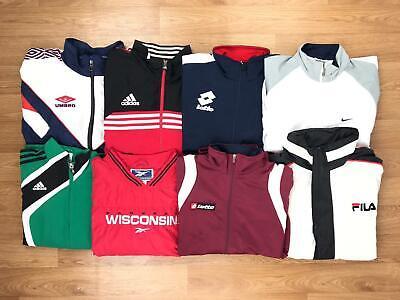 Frugale 40 X Branded Sportswear Jackets Wholesale | Grade A/b Vintage | Bulk Job Lot Vincere Elogi Calorosi Dai Clienti