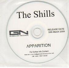 (EH603) The Shills, Apparition - 2009 DJ CD