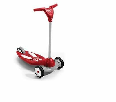 Radio Flyer My 1st Scooter Sport #535 Red Children's Kick Scooter Ages 2-5 New!