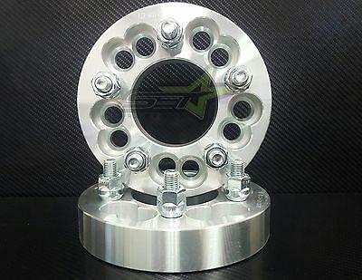 """5x4.5 TO 5x5 WHEEL ADAPTERS SPACERS 1.25/"""" INCH 32MM THICK 5x114.3 TO 5x127 JEEP"""