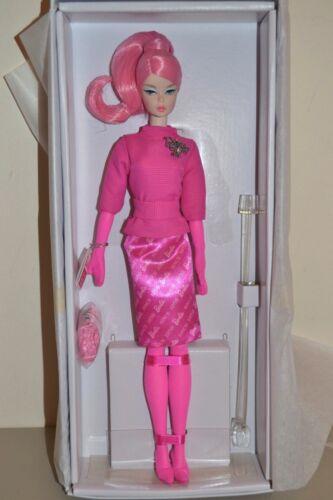 2019 Barbie firma SILKSTONE bfmc orgogliosamente Rosa 60th Barbie-NUOVO