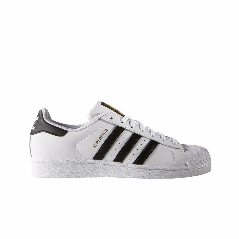 Adidas Originals Superstar OG (Cloud White/Core Black) Men's Shoes C77124