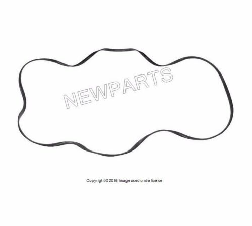 For Porsche 964 COUPE Windshield Seal Rear Outer Fresh Back Glass Weatherstrip